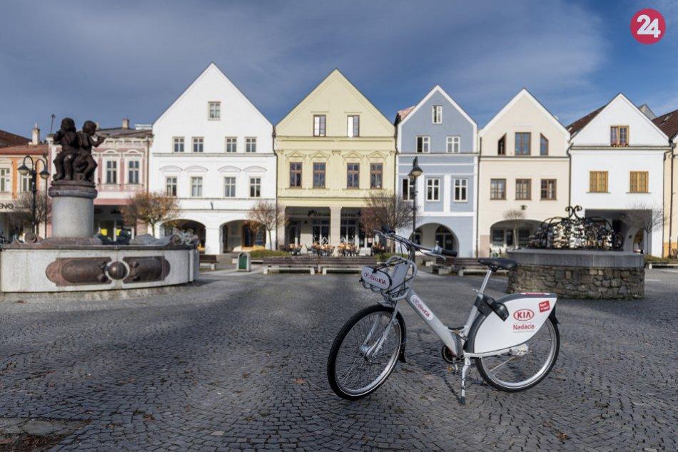 36a0c166f3814 Ilustračný obrázok k článku Zdieľané bicykle po novom aj v Žiline: Ako to bude  fungovať